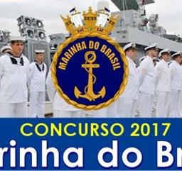 Marinha abre concurso para 90 vagas