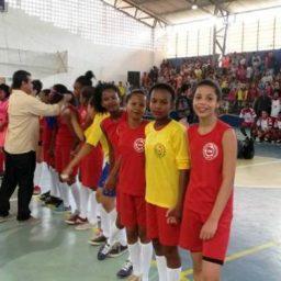 Seletiva dos Jogos Escolares da Rede Pública mobiliza estudantes do Baixo Sul