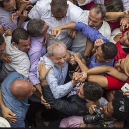 Caravana de Lula em Cruz das Almas