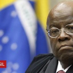Barbosa fala de candidatura em 2018 e ataca políticos: 'Inescrupulosos'