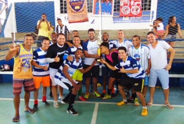 DSC06748 AGEUSP realizou o 1º Torneio Universitário de Futsal em Gandu