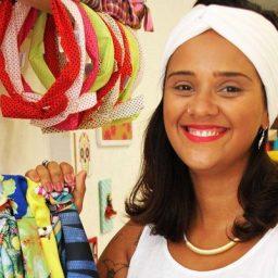 Feira reúne mulheres microempreendedoras em Salvador