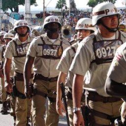 Concurso da PM-BA deve abrir novas vagas para soldado