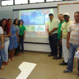 Conselho Municipal de Desenvolvimento Sustentável de Gandu realiza reunião ordinária