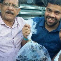 Em parceria com a Bahia Pesca, prefeitura de Gandu entrega alevinos às comunidades da zona rural
