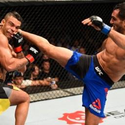 Ex-UFC conta alegria de estar no Bellator