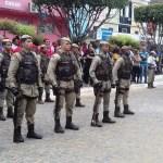 Policiais baianos recebem premiação por redução de mortes violentas