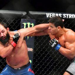 Borrachinha nocauteia Hendricks no UFC 217 e desafia Derek Brunson