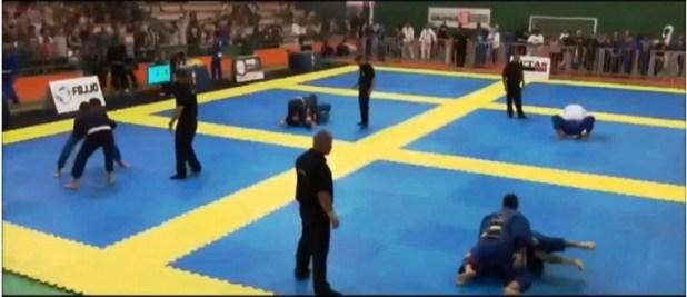 Campeonato Profissional de Jiu-Jitsu em Santa Cruz Cabrália no extremo-sul, repercute em todo o Estado