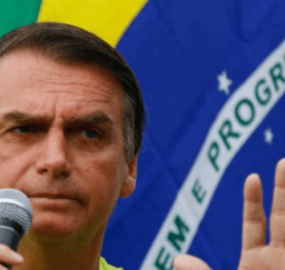 Fux libera outdoors de Bolsonaro no interior da Bahia