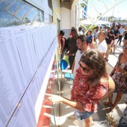 Concurso da Câmara Municipal de Salvador atrai 50 mil pessoas