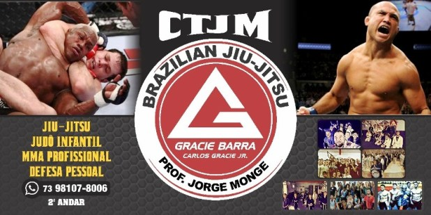 Gracie Barra traz um novo conceito de Jiu Jitsu para Pres. Tancredo Neves - Bahia