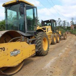 Gandu: Prefeitura realiza melhoria em ruas e acessos dos Bairros Bela Vista e Juvêncio Leal.