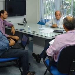 Em audiência com Embasa, Joseildo articula visita para resolver falta de água em Santa Cruz Cabrália