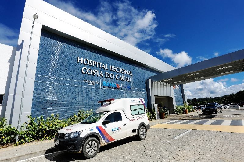Hospital Regional da Costa do Cacau amplia serviço ambulatorial