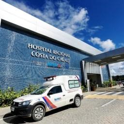 Hospital Regional Costa do Cacau é o primeiro hospital público do interior da Bahia a realizar cirurgia cardíaca