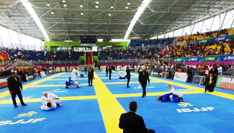 Resultado de imagem para Barueri sediou o campeonato de jiu jitsu