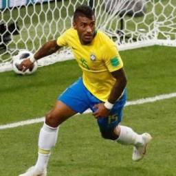 Brasil bate a Sérvia e pega o México nas oitavas