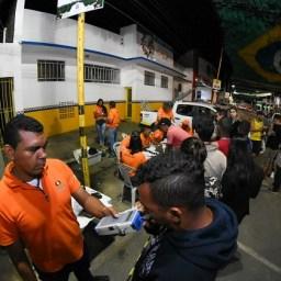 Operação São João: Detran flagra 20 motoristas embriagados