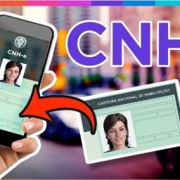 Detran oferece CNH digital e facilita emissão do licenciamento