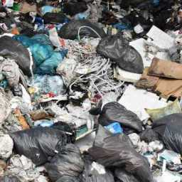 45,2% dos municípios não têm planos de resíduos sólidos no país