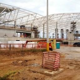 Mais de 2,7 mil obras estão paradas no Brasil, aponta CNI