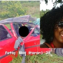 Massoterapeuta de Ilhéus morre em acidente de carro