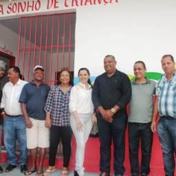 Prefeitura de Piraí do Norte reforma escola na zona rural do munícipio