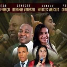 Gandu: VII Congresso de Jovens da Igreja Missão de Jesus – 29 a 30 de setembro