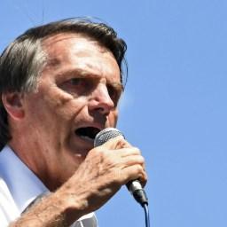 Bolsonaro diz que aceita realizar debate com Haddad, com condições