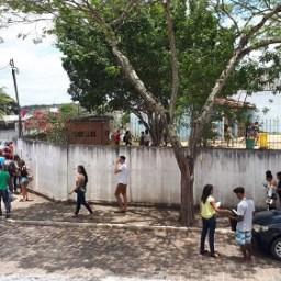 Bahia teve 93 mil ausentes em primeiro dia de Enem