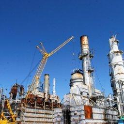 Produção de petróleo e gás natural cresce 8%, diz Petrobras