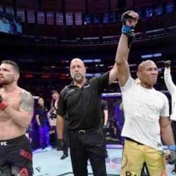 UFC 230: Jacaré vence Weidman de virada e quebra hegemonia do rival sobre os brasileiros