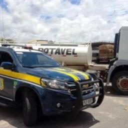 Caminhão roubado em SP no ano de 2014 é encontrado na Bahia