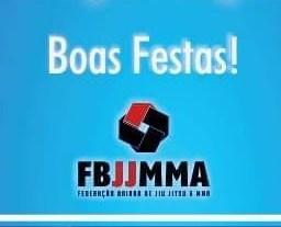 Mensagem de Ano Novo | Federação Baiana de Jiu Jitsu e MMA