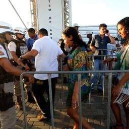 Operação Reveillon garante segurança nas festas na Bahia