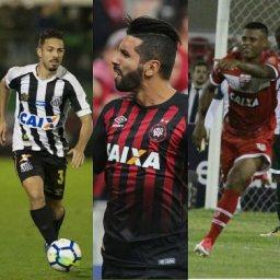 Pacote de Natal? Bahia acerta com cinco jogadores para 2019
