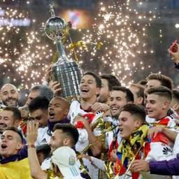 River Plate é campeão da Libertadores com virada sobre o Boca Juniors