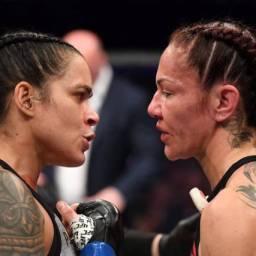 VÍDEO: Assista o nocaute de Amanda Nunes sobre Cris Cyborg no UFC 232