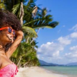 5 dicas para cuidar da pele negra durante o verão