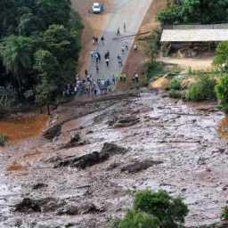 Brumadinho é evacuada após risco de rompimento de outra barragem