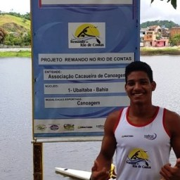 Canoísta de Ubaitaba é convocado para seleção brasileira