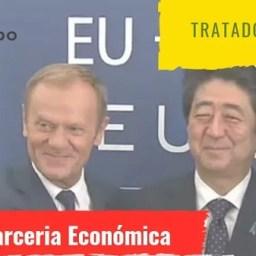 Comércio Internacional: Japão e União Europeia consolidam acordo de parceria econômica