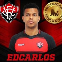 Vitória anuncia contratação do zagueiro Edcarlos