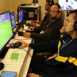CBF confirma que Brasileirão terá arbitragem de vídeo, aprovada por unanimidade