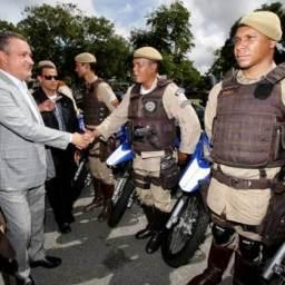 Rui Costa parabeniza PM-BA: '194 anos de história e compromisso com o povo baiano'