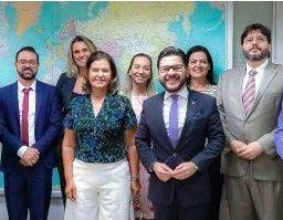 Secretaria do Turismo e Embratur alinham ações para promoção da Bahia