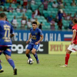 Bahia joga mal e é derrotado pelo Sergipe na Fonte Nova