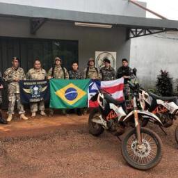 Bope realiza intercâmbio de doutrinas táticas no Paraguai