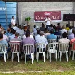 Nestlé e Barry Callebaut promovem juntos programas de melhorias de qualidade de cacau no Brasil.